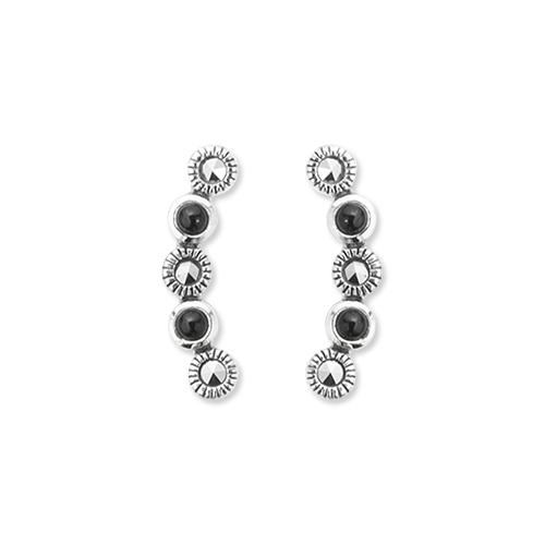 marcasite earring HE1050 1