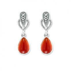 marcasite earring HE1054 1