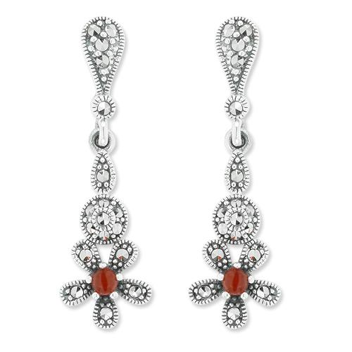 marcasite earring HE1059 1