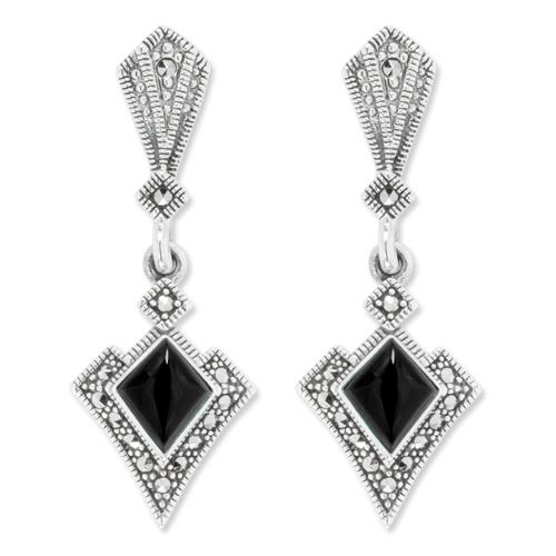 marcasite earring HE1063 1
