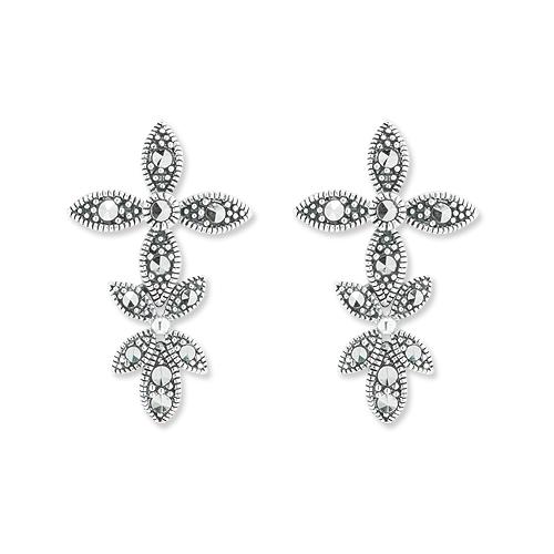 marcasite earring HE1068 1