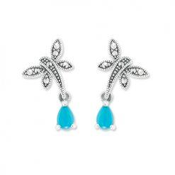 marcasite earring HE1069 1