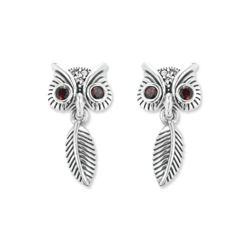 marcasite earring HE1078 1