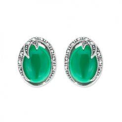 marcasite earring HE1080 1