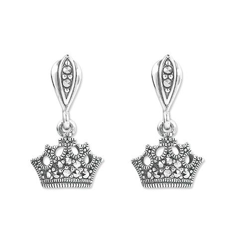 marcasite earring HE1104 1
