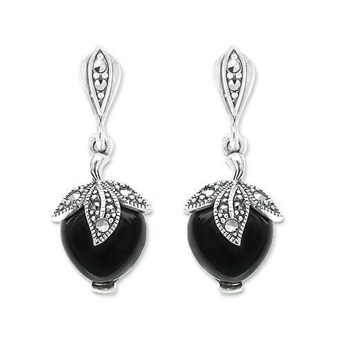 marcasite earring HE1114 1