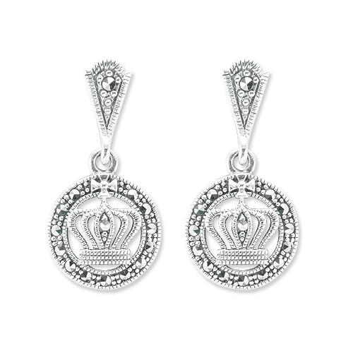 marcasite earring HE1143 1