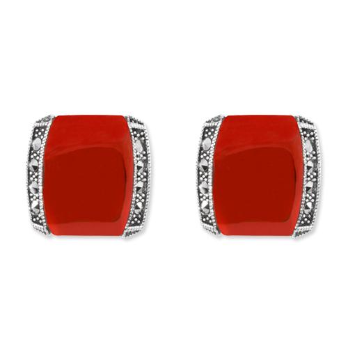 marcasite earring HE1233 1