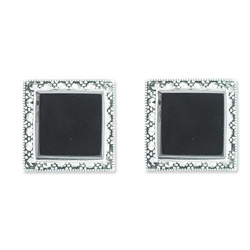 marcasite earring HE1238 1