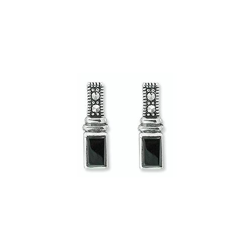 marcasite earring HE1271 1