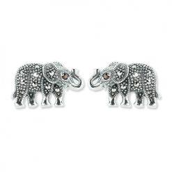 marcasite earring HE1273 1