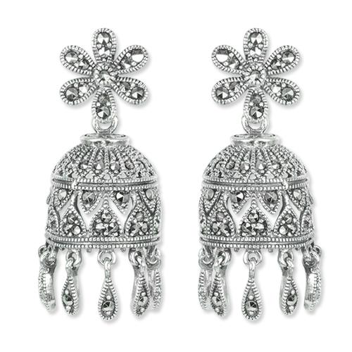 marcasite earring HE1285 1