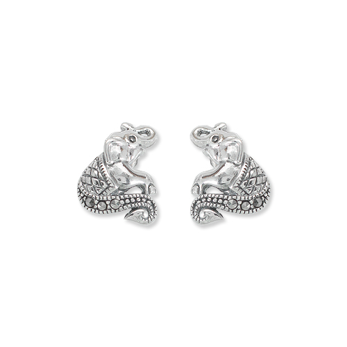 marcasite earring HE1297 1
