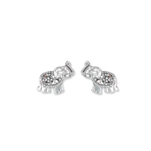 marcasite earring HE1310 S 1