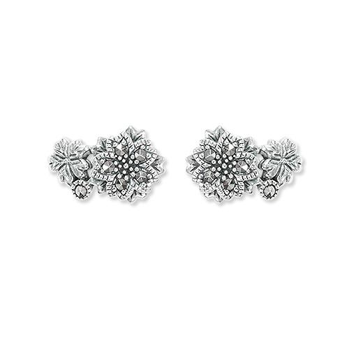 marcasite earring HE1321 1