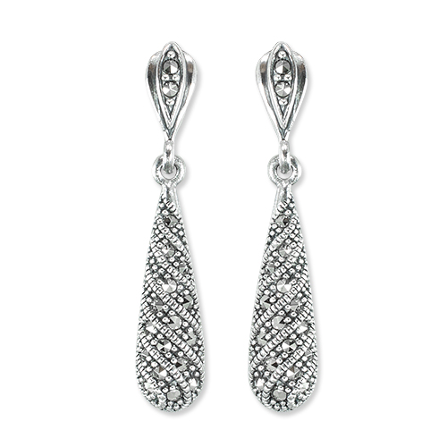 marcasite earring HE1323 1