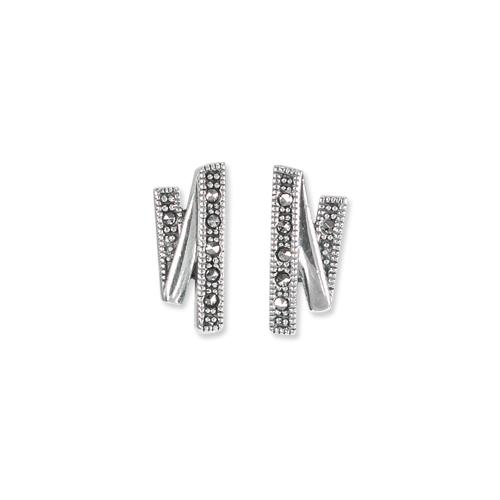marcasite earring HE1326 1