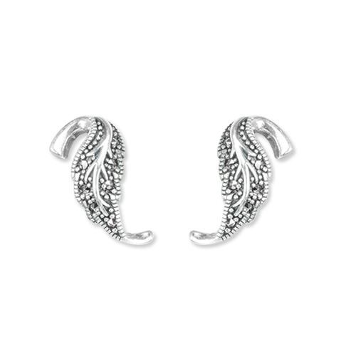 marcasite earring HE1334 1