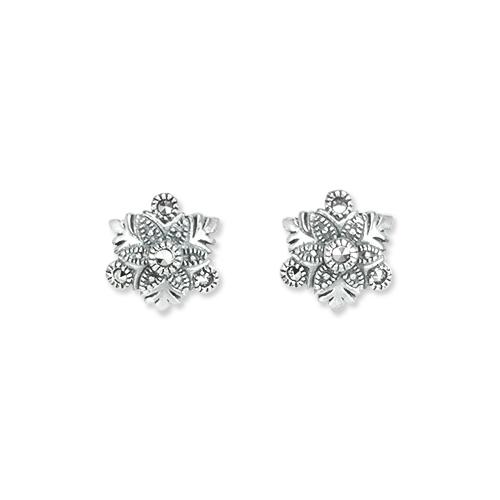 marcasite earring HE1340 1