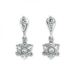 marcasite earring HE1341 1