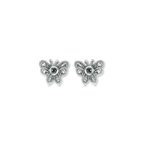 marcasite earring HE1344 1