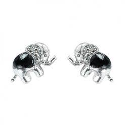 marcasite earring HE1349 1