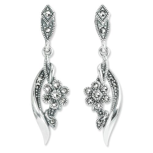 marcasite earring HE1364 1