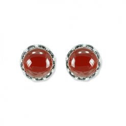 marcasite earring HE1369 1