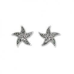 marcasite earring HE1398 1