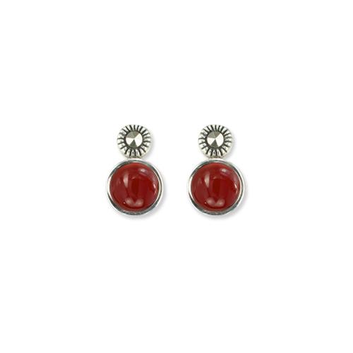 marcasite earring HE1427 1