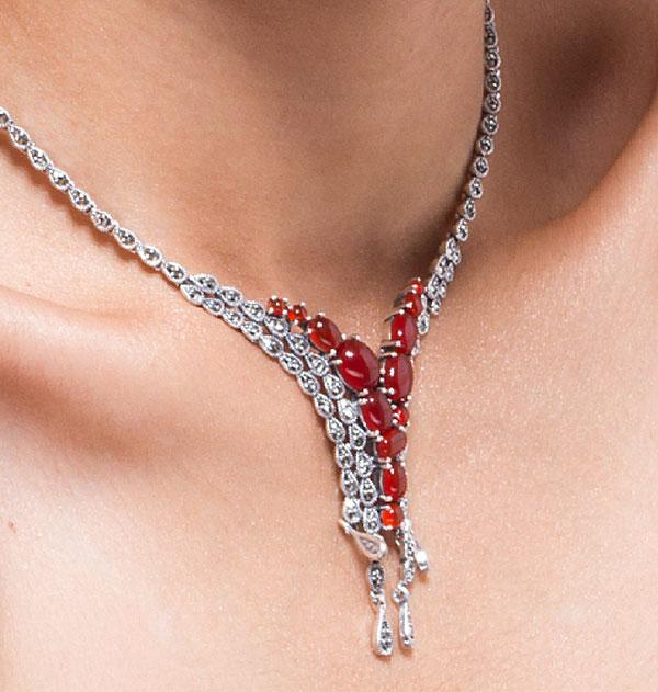 Wholesale Marcasite Necklace