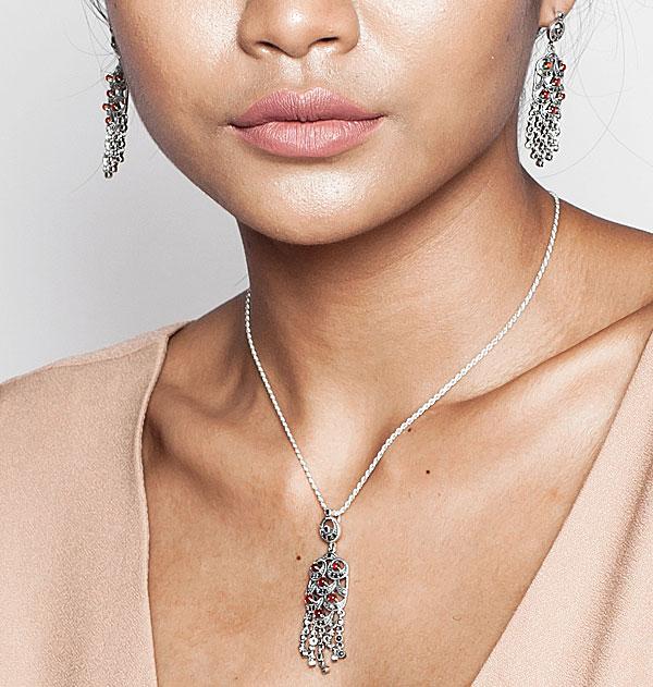 Wholesale Marcasite Jewelry Set