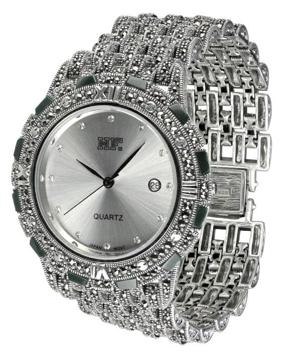 Hottest 10 Marcasite Watches-HW151 1