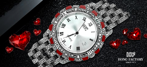 Hottest 10 Marcasite Watches 01