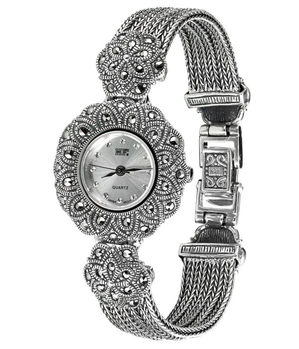 Hottest 10 Marcasite Watches HW020