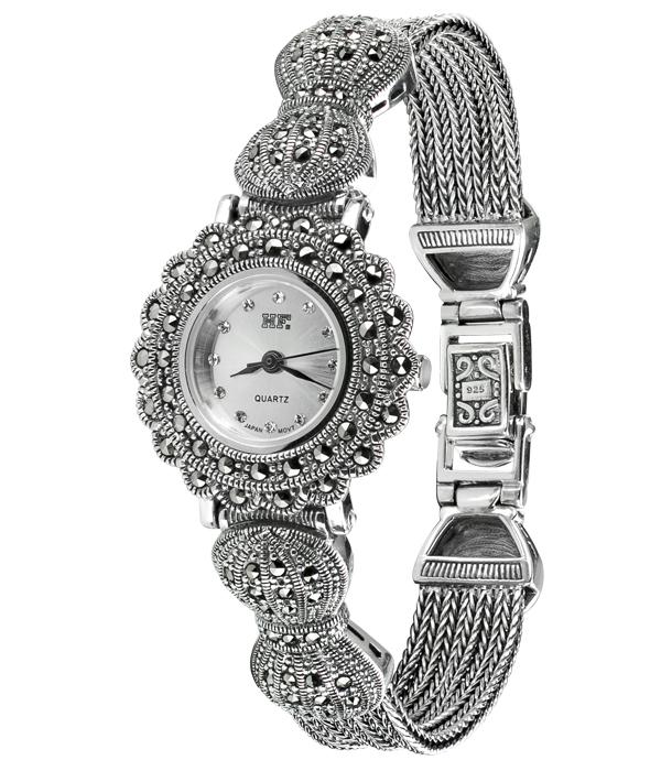 Hottest 10 Marcasite Watches HW021