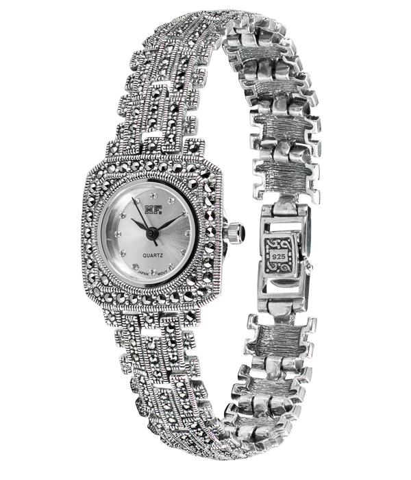Hottest 10 Marcasite Watches HW027