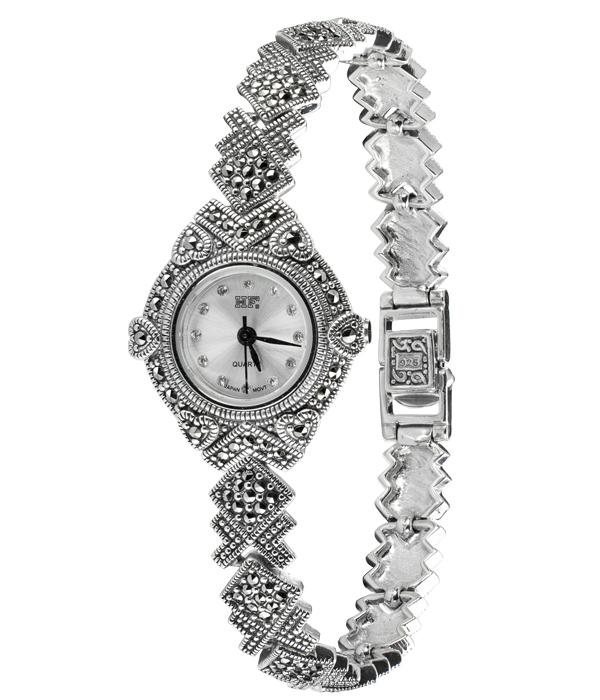 Hottest 10 Marcasite Watches HW031