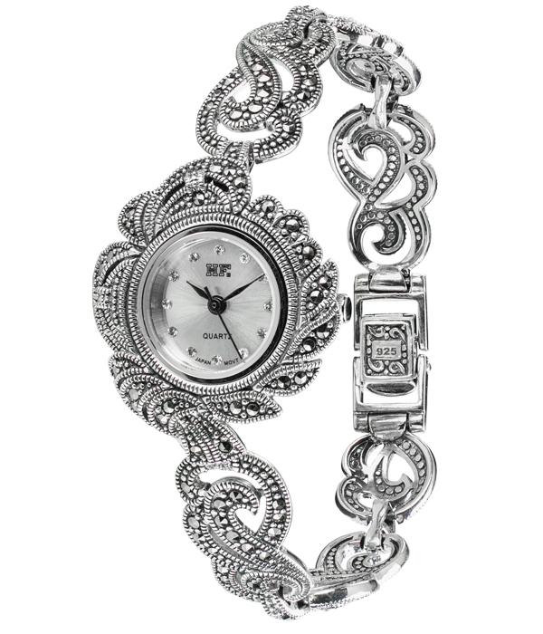 Hottest 10 Marcasite Watches HW079