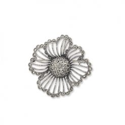 marcasite brooch HB0110 1