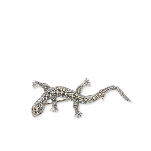 marcasite brooch HB0127 1
