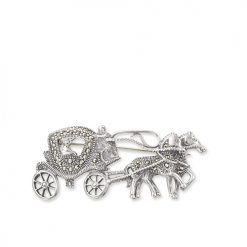 marcasite brooch HB0129 1