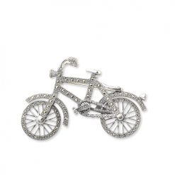 marcasite brooch HB0142 1