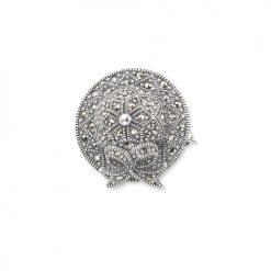 marcasite brooch HB0212 1