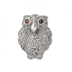 marcasite brooch HB0314 1