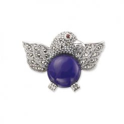 marcasite brooch HB0389 1