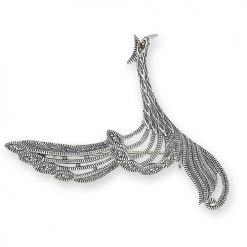 marcasite brooch HB0463 1