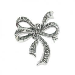 marcasite brooch HB0472 1