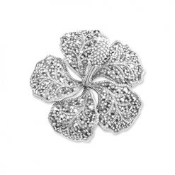 marcasite brooch HB0476 1