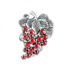 marcasite brooch HB0482 1